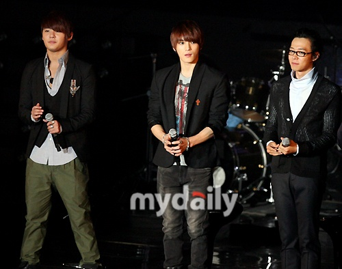 SM Withdraws Injunction Against JYJ