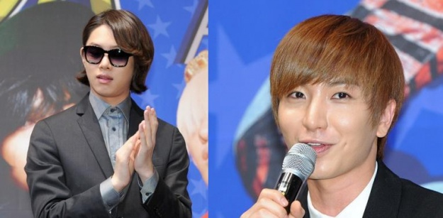 Heechul and Leeteuk to Enlist in the Army by Next Year
