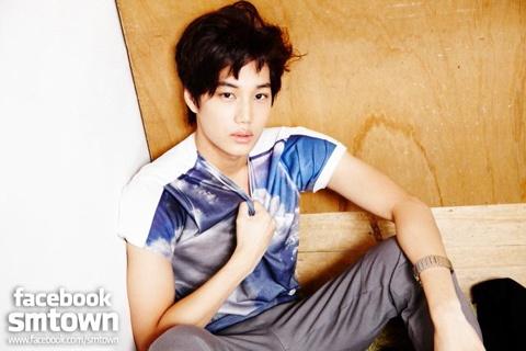 EXO's Teaser No. 18 Featuring Kai