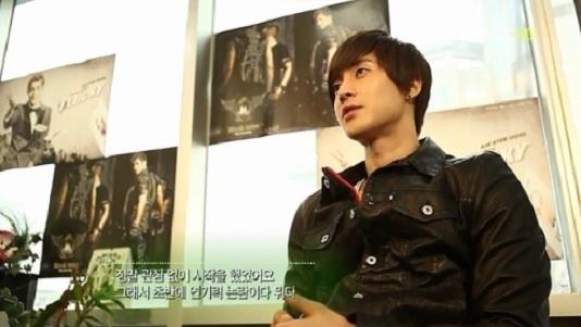 Kim Hyun Joong Expresses His Disinterest in Acting