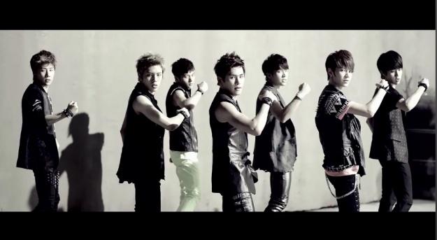 """Infinite Releases Dance ver. MV For """"Be Mine"""""""