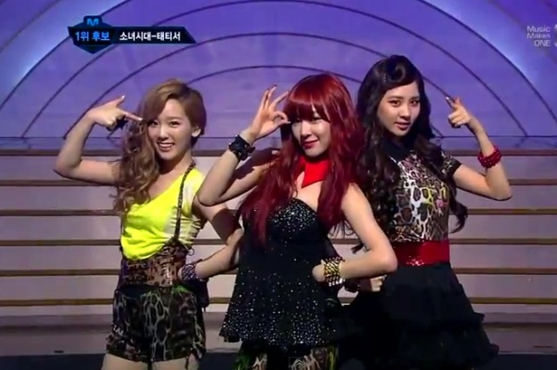 Mnet M! Countdown – May 10, 2012