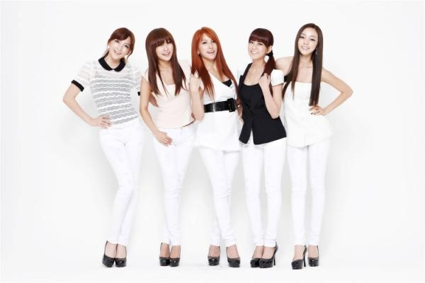 KARA's Expensive Stage for MBC Gayo Daejun
