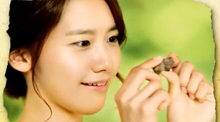 Yoona's Newest Innisfree Ad