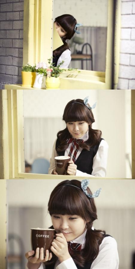 IU and Lee Joon Share a Foam Kiss?