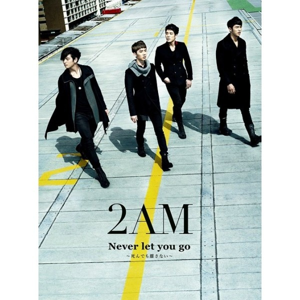 """2AM's Debut Single """"Never Let You Go"""" #3 on Oricon Charts"""