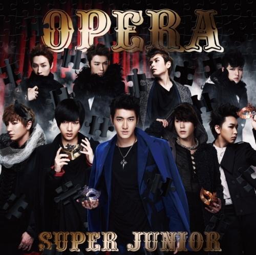 """Super Junior's Album """"Opera"""" Sells 150,000 Copies in Japan"""