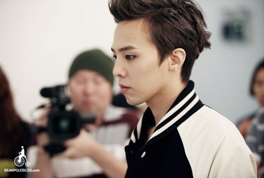 New Photos of G-Dragon Promoting Bean Pole Revealed