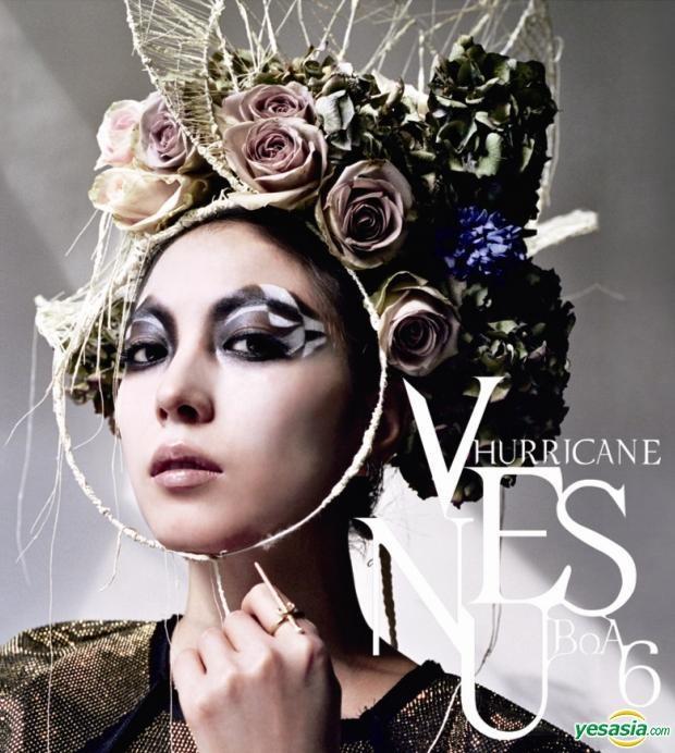 Album Review – BoA – Vol. 6 – Hurricane Venus