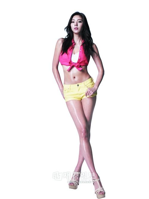 Son Dam Bi Quiets Photoshop Rumors with Latest Photos
