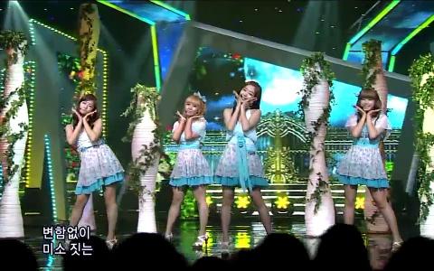 SBS Inkigayo 06.19.11