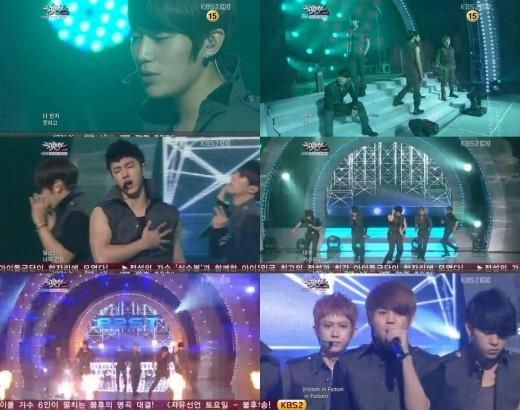 KBS Music Bank 06.03.2011
