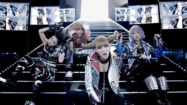 "YG Takes Home Another Award – 2NE1 Crowned ""Best New Band"""