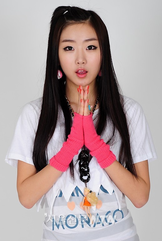 Dal Shabet's Subin has an Accident on Stage