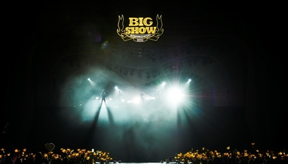 "Watch Big Bang's Performances from ""Big Show 2011"""