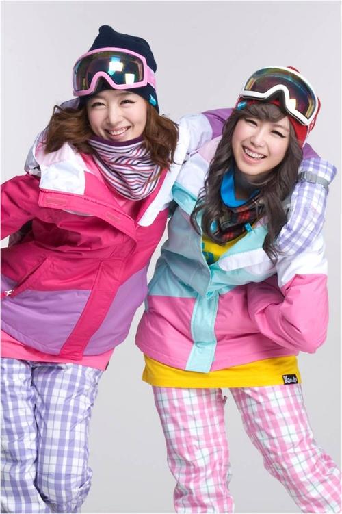 Secret, Bang Yong Guk, and Him Chan Selected As Models for Snowboard Apparel