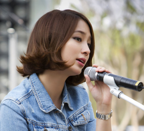 Lee Min Jung Admires Lee Hyori and Gets Cranky when She's…