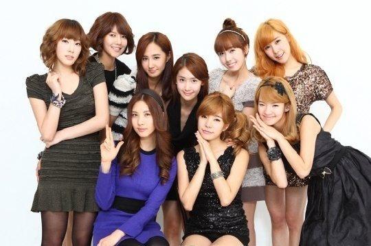 Weekly K-Pop Music Chart 2010 – November Week 4