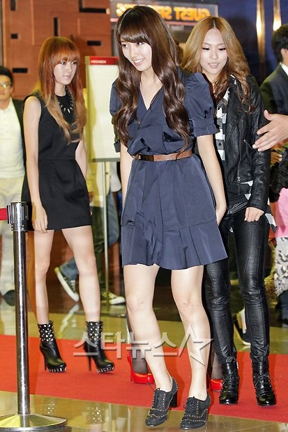110920 miss A @ Countdown VIP movie premier