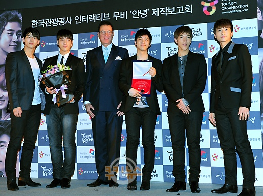 2PM and JYP Entertainment Donate $130,000 USD for Flood Victims in Thailand