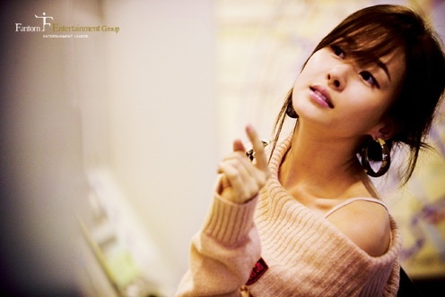 Female Singer Ivy to Comeback in First Half of 2012?