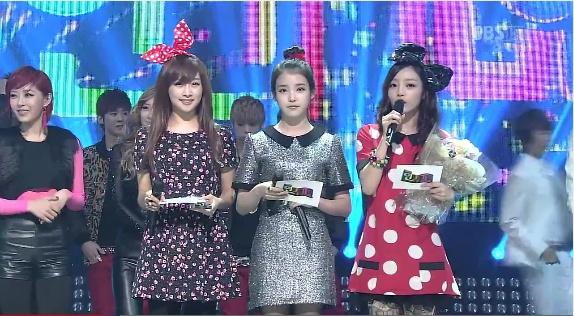SBS Inkigayo 02.05.2012