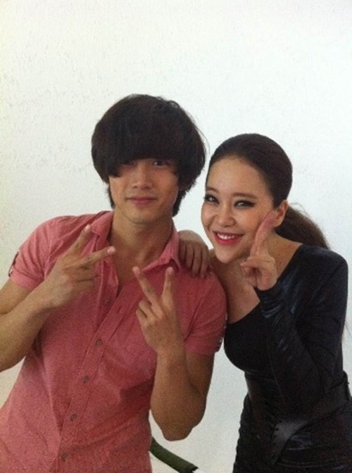 2PM's Taecyeon and Baek Ji Young Working on Another Duet Track?