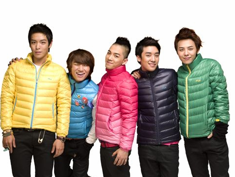 Big Bang Loves FILA