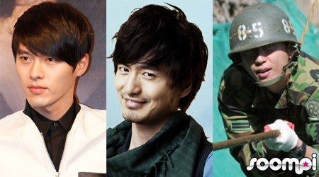 Good Bye, I'll be Back, and Hello, I'm Back: Stars Who Have Joined and Left the Army on March 7th