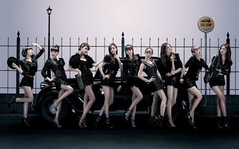 SNSD's Active Acting Career in 2012