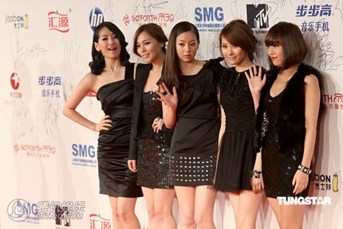 """Wonder Girls To Perform On """"So You Think You Can Dance"""" Next Week"""