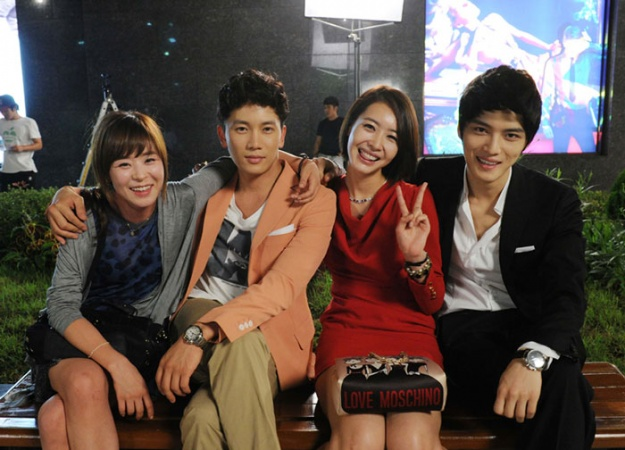 """Wang Ji Hye Talks About Shooting Kiss Scenes for """"Protect the Boss"""""""