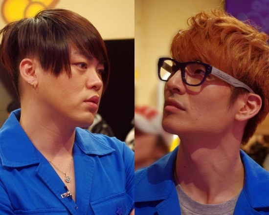 Moon Hee Jun and Son Ho Young's Battle to Team Reunion