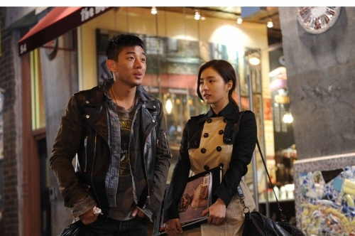 """Shin Se Kyung and Yoo Ah In Finish First Filming for """"Fashion King"""""""