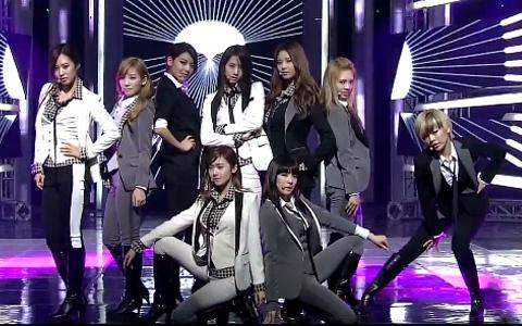 SBS Inkigayo 11.13.11
