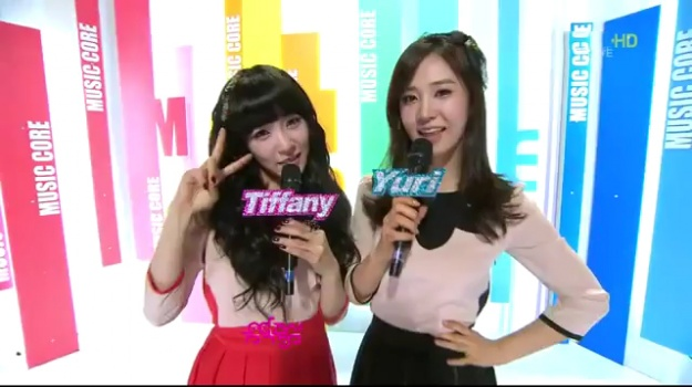 MBC Music Core 01.28.2012