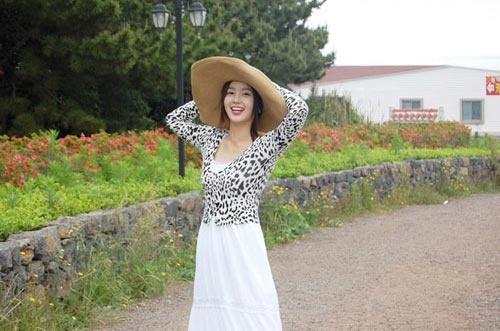 Nam Gyu Ri Reveals Beautiful Photos From Jeju Island Trip