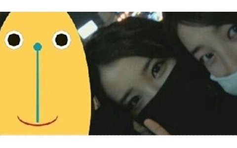 Selca Picture from Fan Proves IU and Suzy's Close Friendship