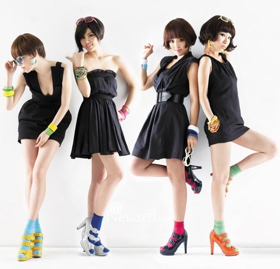 Album Review – Brown Eyed Girls – Festa on Ice 2010