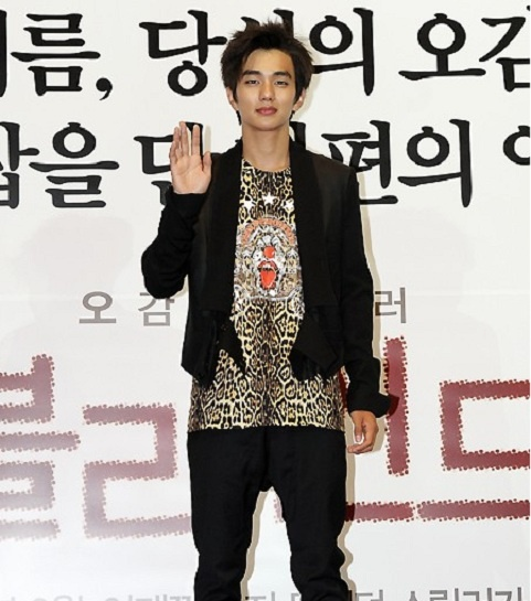 """Yoo Seung Ho Cast as Male Lead for """"Propose Mission"""""""