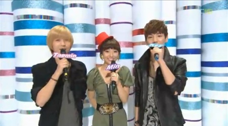 MBC Music Core 10.16.10