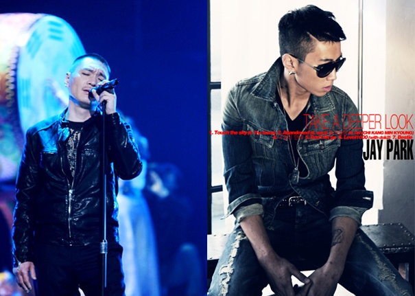 Battle of the Jae Bums: Park Jae Bum (Jay Park) vs. Yim Jae Bum