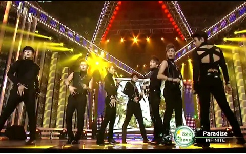 """SBS Inkigayo 10.02.11 Special """"Save the Green Earth Concert"""""""