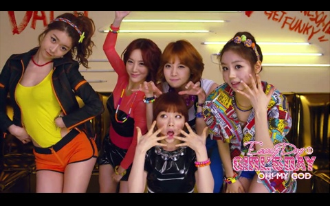 """Girl's Day Releases """"Oh! My God"""" Music Video"""