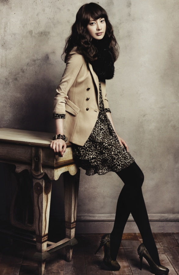 Besti Belli Fall 2010 Collection (Lee Na Young)
