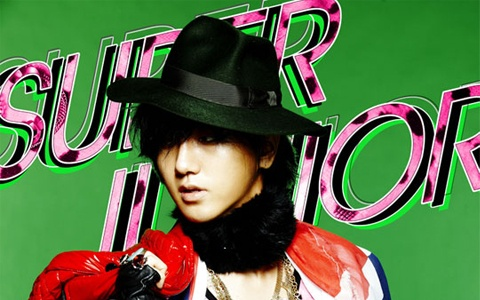 Yesung's Teaser Photo For Super Junior's Comeback