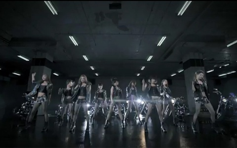 "SNSD Releases MV for ""Bad Girl"""