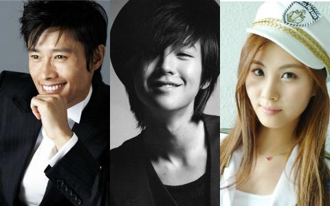 """SNSD, Lee Byung Hun, Jang Geun Suk and More Win Awards for the """"2011 Korean Popular Culture and Art Awards"""""""