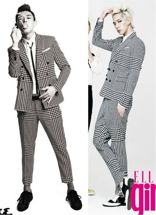 Who Wore It Better: Yoo Ah In vs. B.A.P.'s Himchan