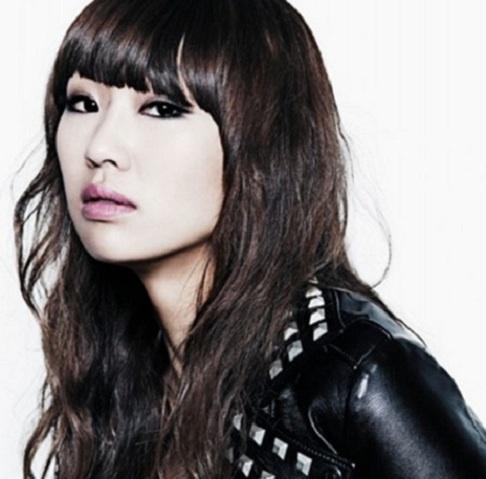 SISTAR Hyorin's First OST